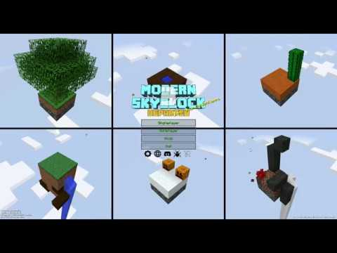 Modern Skyblock 3 Supershorts #1: Island Introductions and Mob Farm