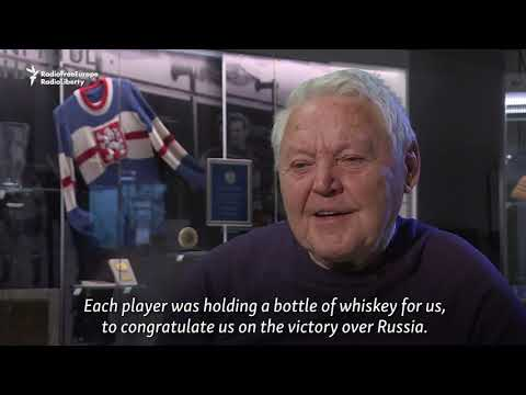 Cold War On Ice: How Czechoslovakia's Hockey Team Avenged Soviet Invasion 50 Years Ago