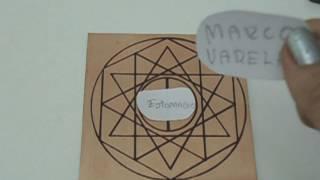 Gráfico Programador Físico - Radiestesia - por Adélia Adriana
