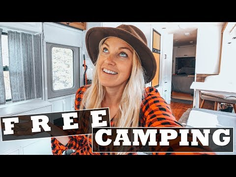 Free Camping Near Banff - TRIPPED RV Season 3 Ep 10