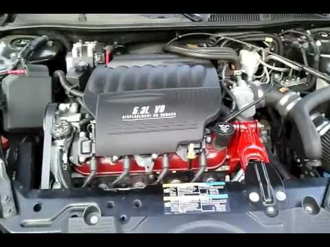 2006 Chevy Equinox Fuse Diagram Under The Hood Of My 2006 Chevy Impala Ss Youtube