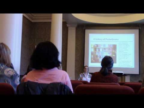 """Rachel Dlugatch, """"Creating a Safe Space: Revolutionary Imaginations in a Feminist Bookstore"""""""