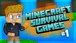 Minecraft: Survival Games w/ Tiglr Ep.1 - First Video! Thumbnail