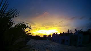 #Sunset | आज आमच्या गच्चीवरून टिपलेले एक सुंदर दृश्य | Pune | Kranti Malegaokar