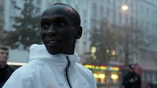 Eliud Kipchoge 1:59:40 - Motivational Video - No Human Is Limited (INEOS 1:59 Challenge)