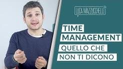 Time management: la gestione del tempo per aumentare la produttività
