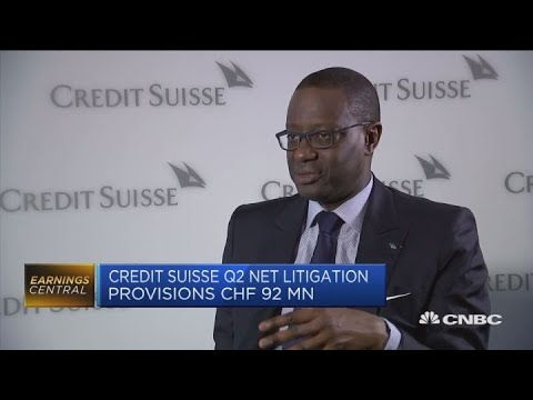 Credit Suisse reports highest adjusted pre-tax income in 12 quarters | Street Signs Europe