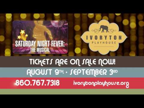 """Ivoryton Playhouse Apr 2017 """"Saturday Night Fever: The Musical"""" :15"""
