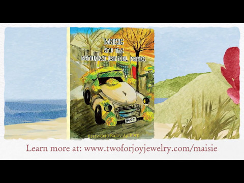 A Book for Kids - Maisie and the Nantucket Daffodil Parade