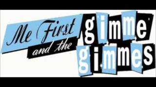 """""""Superstar"""" - Me First and the Gimme Gimmes (w/ dropdown lyrics) 