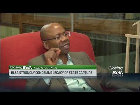 BLSA condemns the legacy of state capture