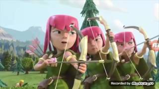 All clash of clans Mini movies! (Englisch/english)