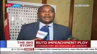 Why it\'s almost impossible to impeach DP William Ruto | THE BIG STORY