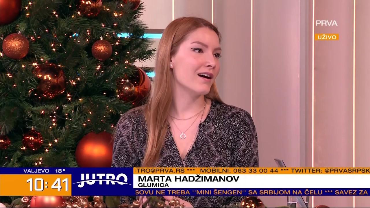 Dan pozorišta i proslava 70. rođendana - Aleksandar Đaja i Marta Hadžimanov  (22.12.2019)
