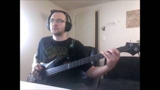 Cradle Of Filth Summer Dying Fast BASS COVER