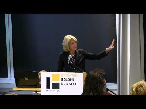 "Mary Doswell - ""Women in Business"""