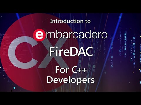 Intro to FireDAC for C++ Developers