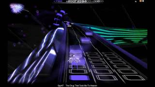 Audiosurf: Spy47 - The Drug that Took Me to Heaven