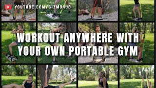 NATIVPACK 2 : WORKOUT ANYWHERE WITH YOUR OWN PERSONAL GYM | Kickstarter | Gizmo Hub