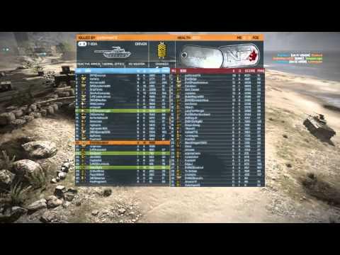 Battlefield 3 Gulf of Oman Conquest 64 Player PC HD 720P