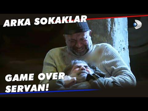 Mesut, Servan'ı ÖLDÜRDÜ! - Arka Sokaklar 572. Bölüm
