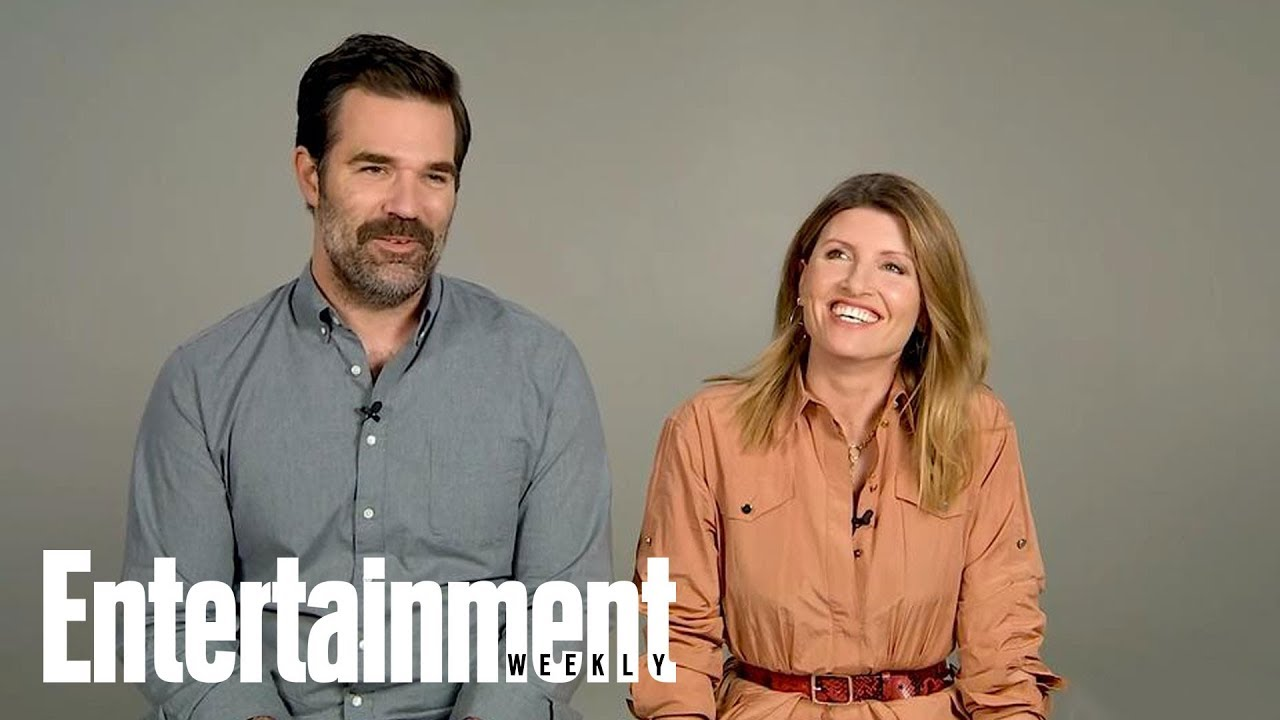 The Stars And Creators Of 'Catastrophe' Talk About The Show's Final Season