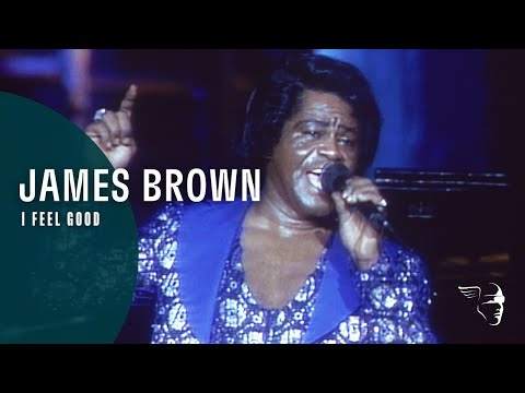 James Brown - I Feel Good (Legends of Rock 'n' Roll)
