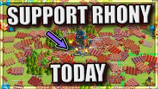 Download lagu Support Rhony Today - We hope you are well and recover swiftly!
