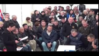 Nevenka Topalušic - komemoracija ratnice...