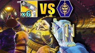 Destiny 2: Crimson vs Leviathan Raid!