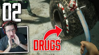 Contraband Police - Part 2 - WE FOUND DRUGS