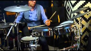 """""""Hello"""" (Adele) drum cover by Chipo - Strasbourg"""