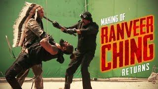 Ranveer Ching Returns   Behind The Scenes