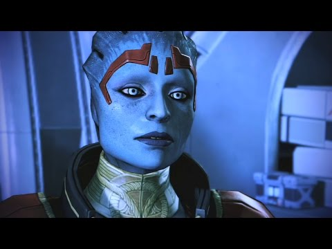 Mass Effect Trilogy: Samara Romance Complete All Scenes(ME2, ME3, Citadel DLC) Male Shepard