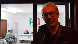 Sede Pd occupata, le dichiarazioni dell'ex sindaco La Salvia
