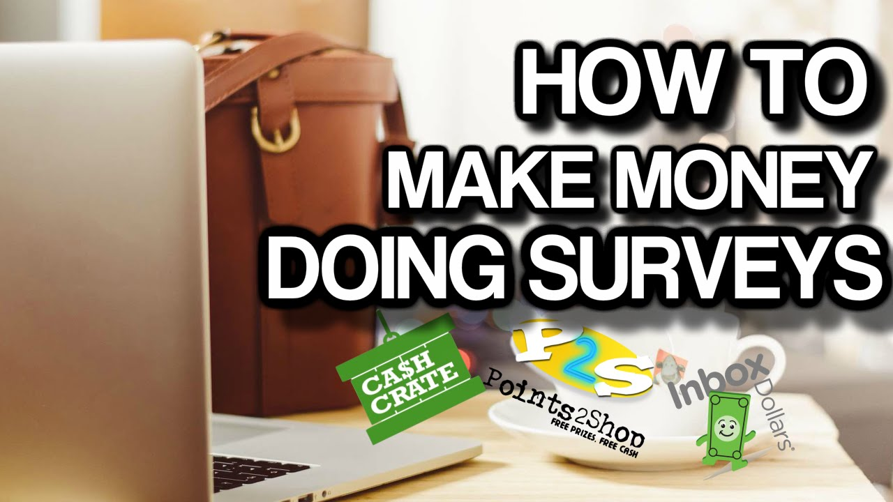 Get paid doing surveys free