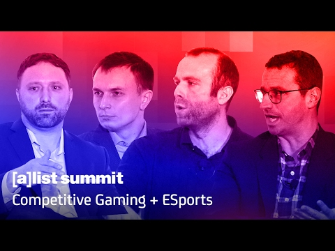 The Global Gaming Audience: A Master Class l [a]list summit