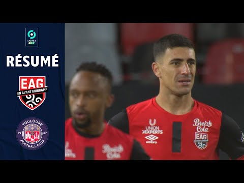 Guingamp Toulouse Goals And Highlights