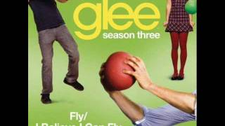 Glee - Fly/I Believe I Can Fly [Full HQ Studio] - Download