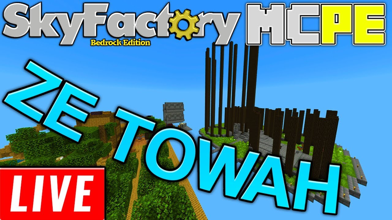 Vastlands Prison Server|MCPE/Bedrock|Live And Playing With Ya'll