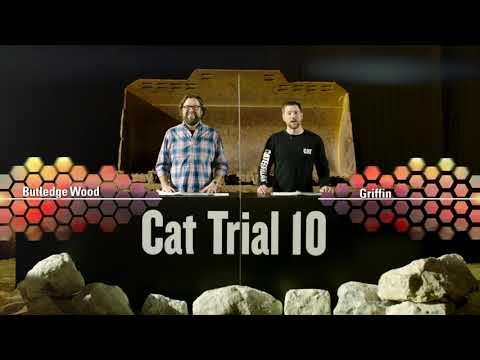Cat Trial 10: Tech Test — Webisode 1