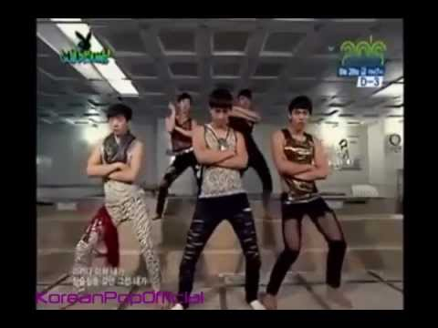 2PM & 2AM [Dirty Eyed Girls] - Abracadabra [Brown Eyed Girl]  (Parody)