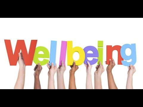 Wellbeing - What's it all about? | Rev'd Dr Michele Hampson