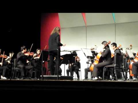 MBHS ORCHESTRA. Verdi. Symphony for strings in E minor