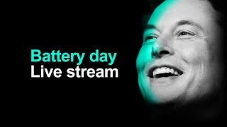 Tesla Battery Day & 2020 Annual Meeting (full event)