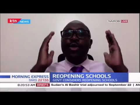 To reopen or not?Discussion with education experts as Government considers reopening schools |Part 1