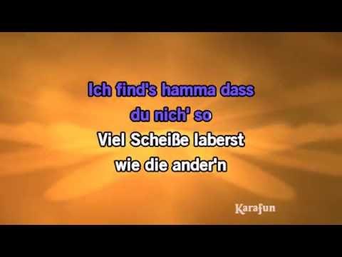 Karaoke Hamma! - Culcha Candela *
