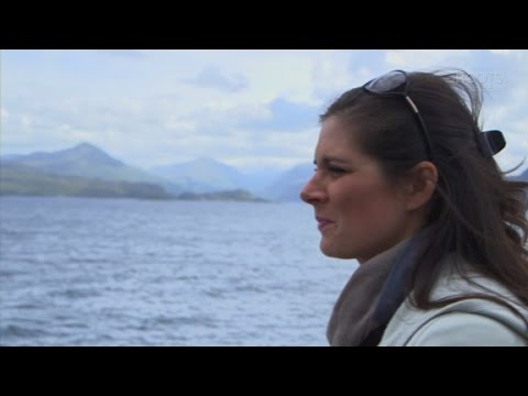Erin Burnett traces her roots to remote Scottish island