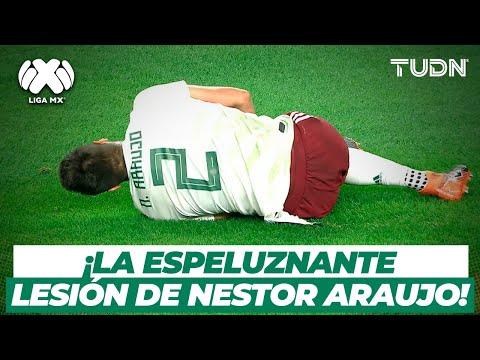 ¡El día que Araujo se perdió el mundial por una TÉTRICA lesión! | México vs Croacia - 2018 | TUDN