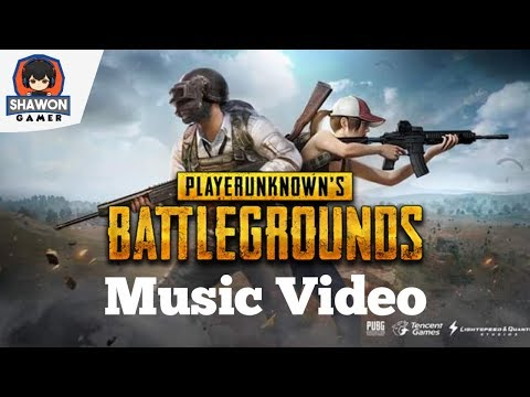 G-Eazy-Get Back up (PUBG Music Video) । official Music Video । Shawon Gamer Full HD 2018